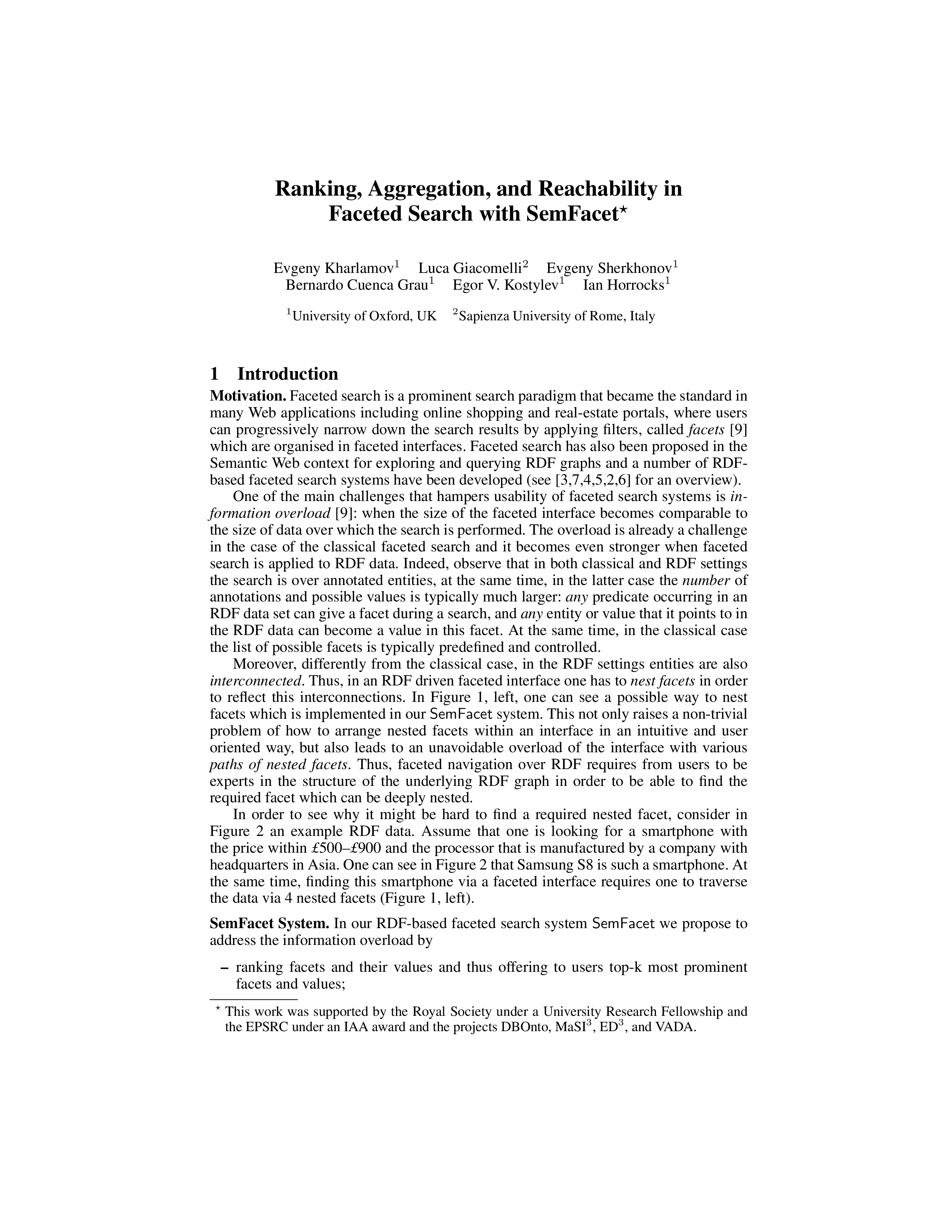 in the market essay housekeeping